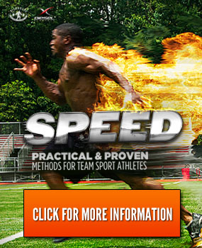 New SPEED Training System for Athletes