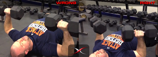 Small Change To Bench Press More Weight Save Your