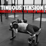 how-to-bench-press-continuous-tension-sets-to-build-muscle