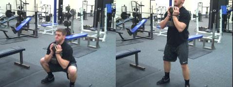 Zercher squat benefits