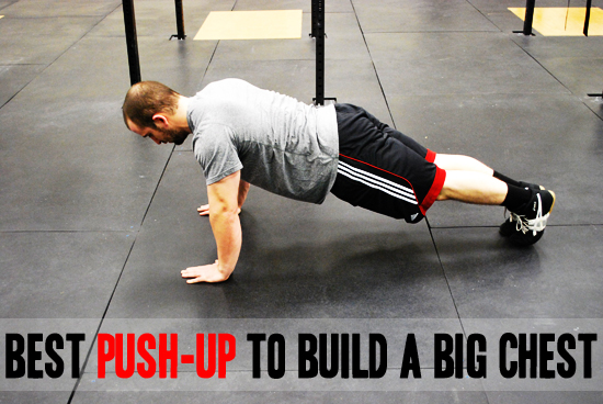 Best Push-up Variation to Build a Big Chest