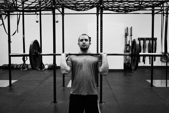Improve your overhead press